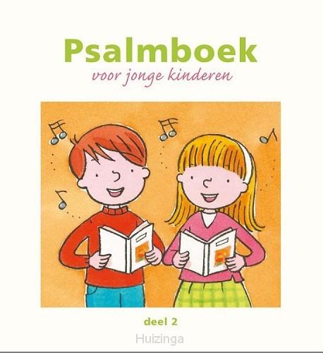 Psalmboek dl 2 voor jonge kinderen