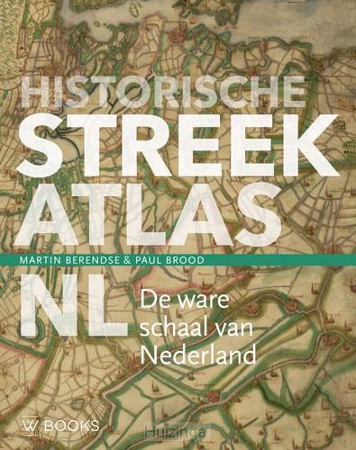 Historische streken atlas / Ware schaal