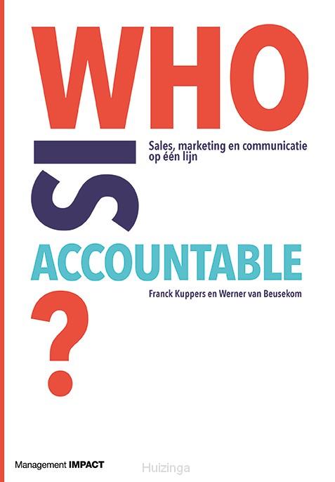 Who is accountable