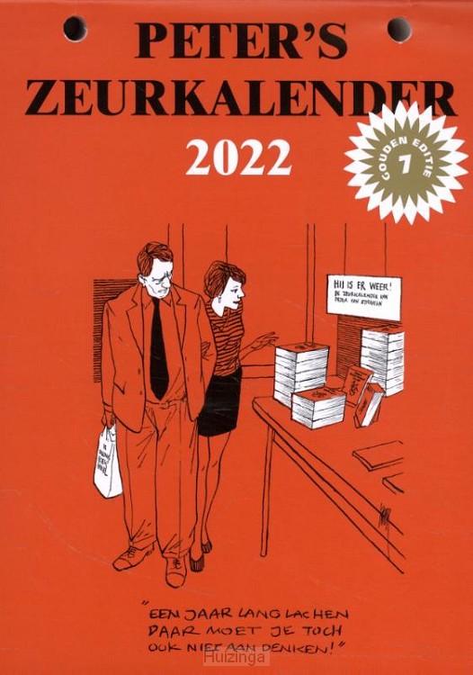 Peter's Zeurkalender 2022