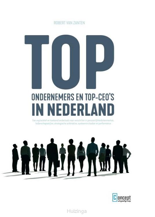 Topondernemers en top-CEO's in Nederland