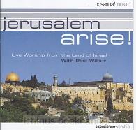 Jerusalem arise! CD