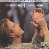 I will sing CD