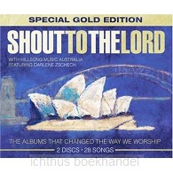 Shout to the Lord v 1&2 gold editio
