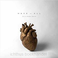 Have It All (CD)