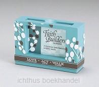 Faith builder love act walk