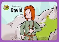 Vertelplaten A3 Op weg met David
