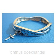 Bracelet Lord's prayer stain