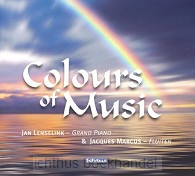 Colours of music