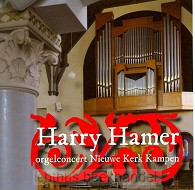 Orgelconcert nieuwe kerk Kampen