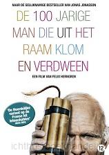 De 100-jarige  Man Die Uit Het Raam Klom