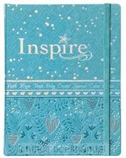 Inspire Bible for Girls NLT (Hardcover L