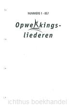 Aanvulling groot letter nrs. 845-857