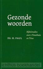 Gezonde Woorden 2 Timotheus en Titus
