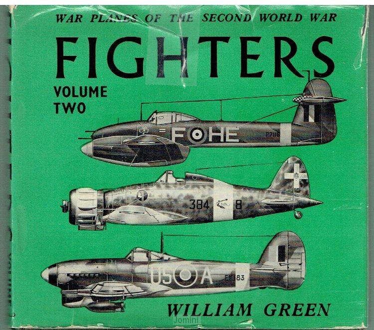 Warplanes of the second world war