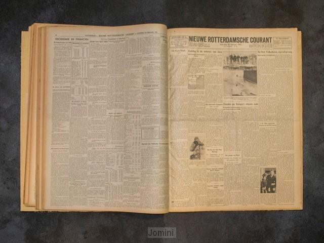 Nieuwe Rotterdamsche Courant