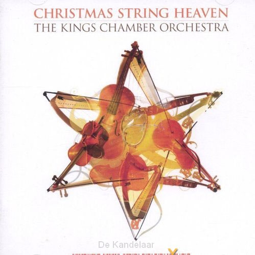Christmas String Heaven (CD)