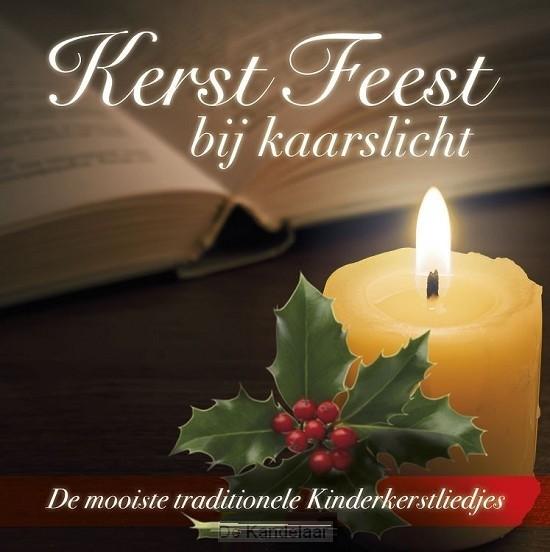 Kerst Feest bij kaarslicht