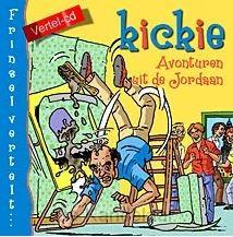 Kickie - avonturen uit de Jordaan