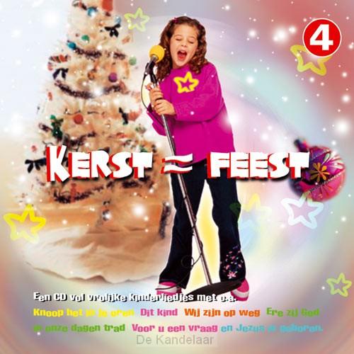 Kerst = Feest 4