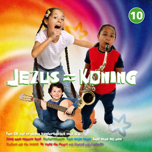 Jezus = Koning 10