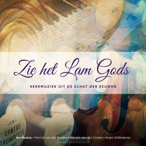 Zie het Lam Gods