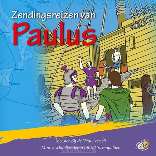 Zendingsreizen van Paulus