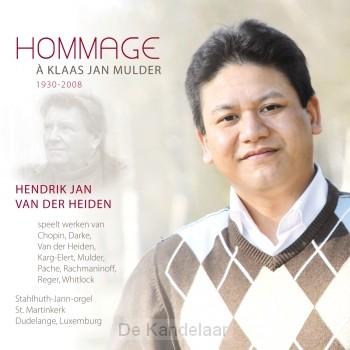 Hommage à Klaas Jan Mulder 1930-2008