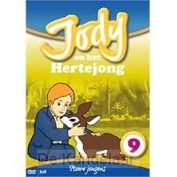 Jody en het Hertejong 9