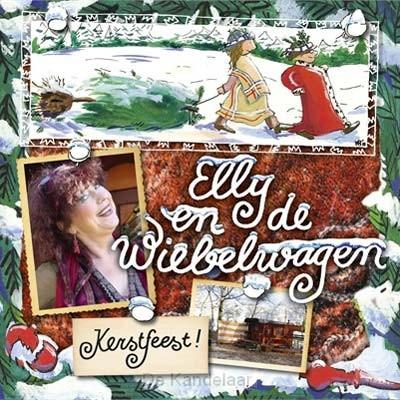 Elly en de Wiebelwagen CD Kerstfeest