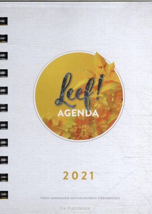 LEEF! Agenda 2021 Klein