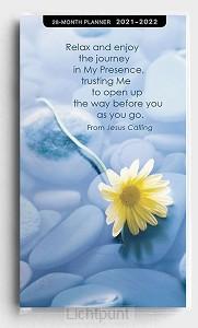 2021 28 month planner Jesus Calling