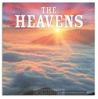 2021 Mini Wall Calendar The Heavens