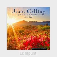 2022 Premium calendar Jesus calling