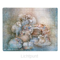 48pc tray puzzle prince of peace 28x21,5