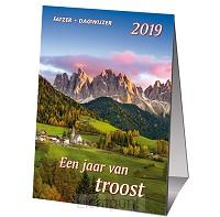 Kalender 2021 hsv jaar van troost