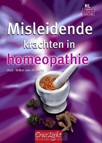 Misleidende krachten in homeopathie cd