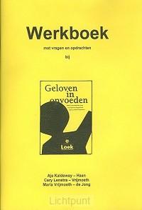Werkboek geloven in opvoeden