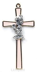 Kruis communie meisje