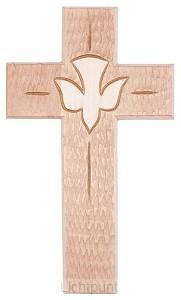 Kruis hout met duif