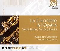 La clarinette a l opera