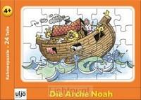 Kaart puzzel ark van noach