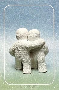 Minikaart zt vriendschap  s50