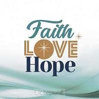 Wk kerst faith love hope