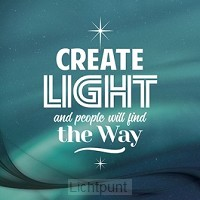 Wk kerst create light and people