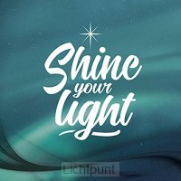 Wk kerst shine your light