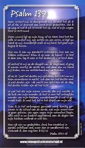 Minikaart psalm 139