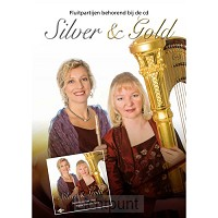 Silver & gold muziekboek