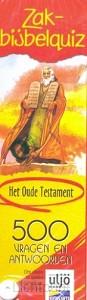 Zakbijbelquiz Oude Testament