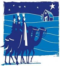 Kersttasje 3 koningen
